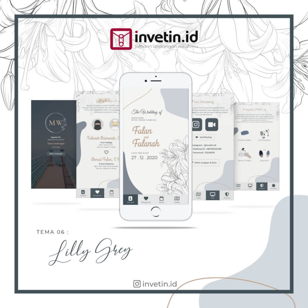 Preview Tema 06 - Lilly Grey